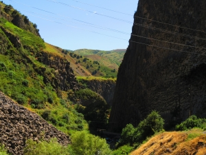 Canyon of Garni