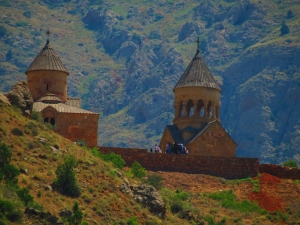 The Noravank monastery