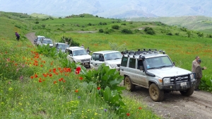 Flowering Armenia - 14 days jeep Tour
