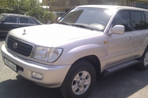 Toyota Land Cruiser 105 4.2 D