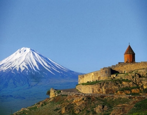Travel destinations in Armenia country