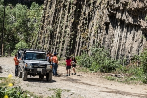 Daily Jeep Tour to Garni gorge and Geghama Mountains