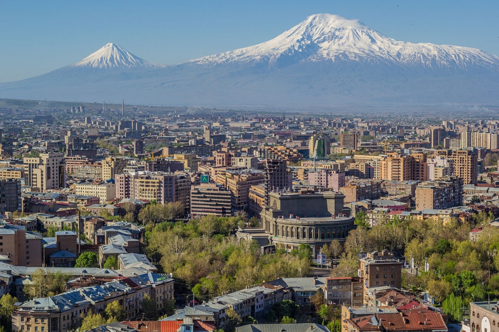 Yerevan Travel Guide
