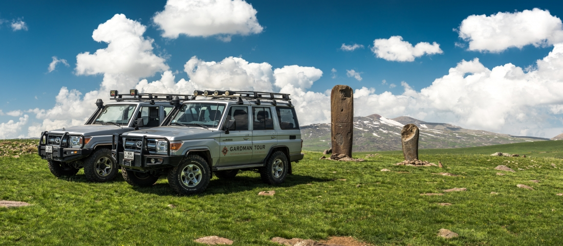 Round-trip Adventure in Armenia - 8 days jeep tour