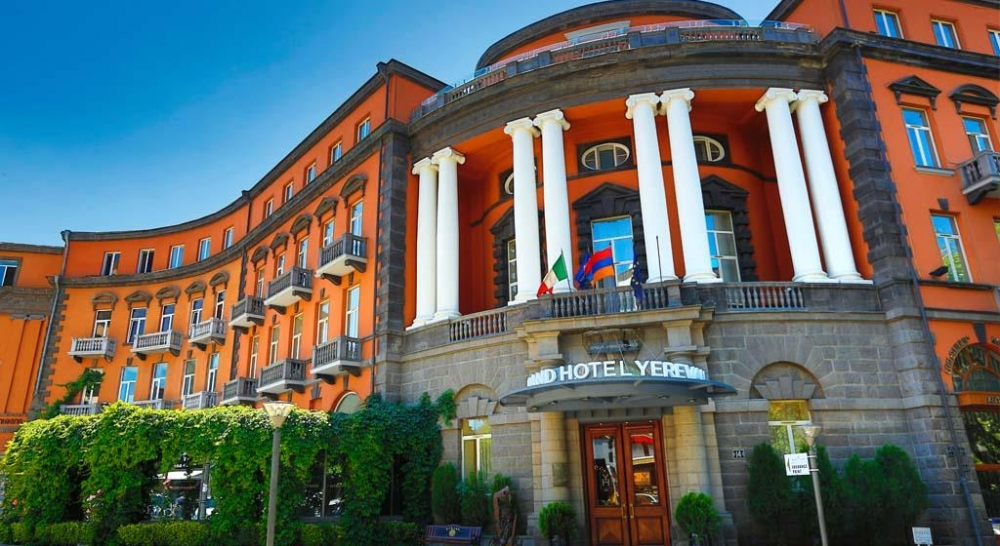 Top 10 Best Hotels in Yerevan Armenia 2018
